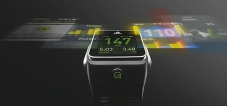 Adidas To Launch A $399 Smartwatch On November 1st | UX-UI-Wearable-Tech for Enhanced Human | Scoop.it