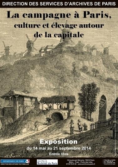 La campagne à Paris, culture et élevage autour de la capitale   Auprès de nos Racines - Généalogie   Scoop.it