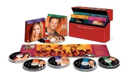 Friends: The Complete Series Collection DVD Set | Life's A Bargain | Scoop.it