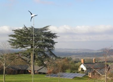 Small Wind Generators & Turbines - Off Grid Wind Power Systems - UK | wind energy systems i+d  mini energia eolica <10kw | Scoop.it