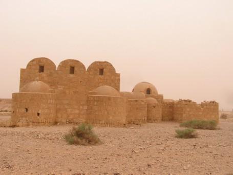 Qusayr Amra, (Castillo Rojo)   Castillos del desierto   Cultura Islámica desde la Antigüedad   Scoop.it