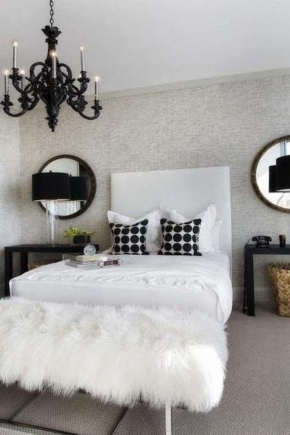 decorista daydreams (bedroom glamour.) | GirlyGlamHome | Scoop.it