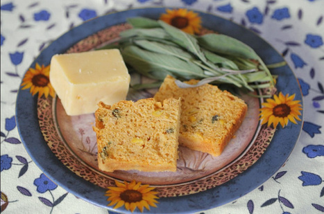 Cornbread with cheese   Baking and Recipes   Scoop.it