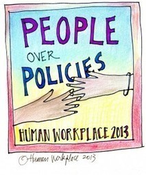 STOP! Don't Write that Policy! - Human Workplace | Human Resources | Scoop.it