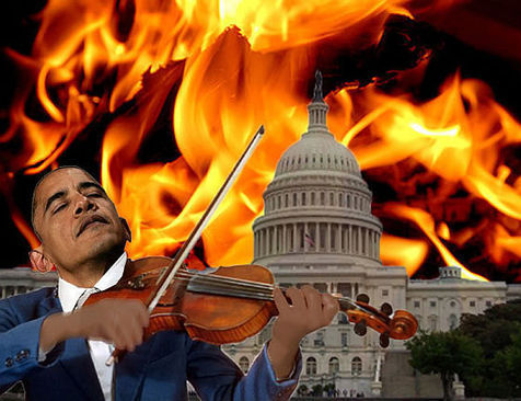 Black Reporter Mychal Massie's Summation of Obama: Nero in the #WhiteHouse - Freedom Outpost