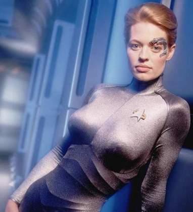Women of Sci-Fi Spotlight: Jeri Ryan   Things Nerds Like   The Blog's Revue by OlivierSC   Scoop.it