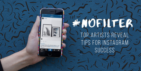 Top Digital Artists Reveal Their Tips for Instagram Success | Artdictive Habits : Sustainable Lifestyle | Scoop.it