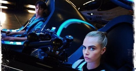 Luc Besson Sci-Fi Thriller Valerian Set Photos Emerge | Paraliteraturas + Pessoa, Borges e Lovecraft | Scoop.it