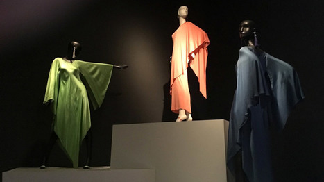 The Apple Watch Was My Guide Through The Oscar De La Renta Gown Exhibit In SF I Fast Company   CONNECTED OBJECTS   Scoop.it