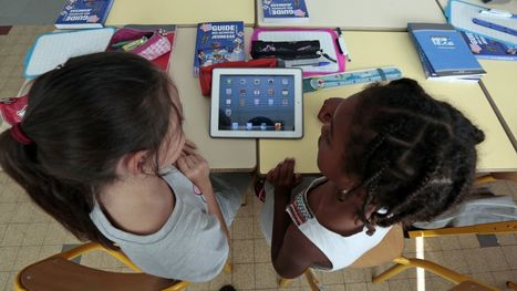 A teacher gave her 8-year-old students iPads and discovered one huge drawback   Systems in Society   Scoop.it
