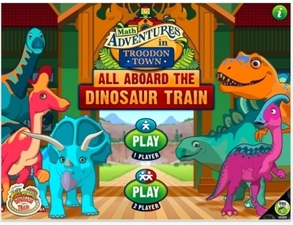 PBS Kids Releases Educ Apps for Kids at SxSW - Forbes | iPads in Education Daily | Scoop.it
