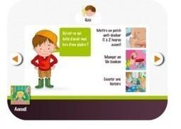 Vaccins : une appli pour que les enfants n'aient plus peur des piqûres !   24hSanté   Le monde du mobile et ses nouveaux usages : news web mobile, apps en m sante  et telemedecine, m learning , e marketing , etc   Scoop.it