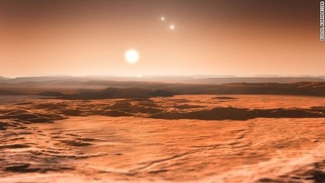 Researchers: Newly found planets might support life | Ufology | Scoop.it