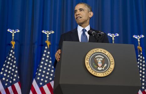 Leaked documents hint at Obama's emerging cyberwar doctrine | CYBERWAR | Scoop.it