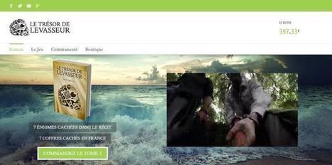 Des sites et applis pour une chasse au trésor 2.0 en famille! - Partie 1 - Family-hub | sdk | Scoop.it