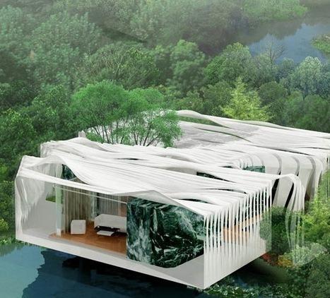 Bird Island Project – Graft Architects | Évolution des composites | Scoop.it