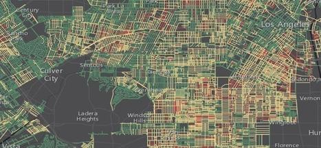Comment L.A. se sert de la data pour ÉRADIQUER ses rues crasseuses | URBANmedias | Scoop.it