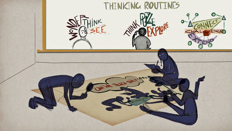 When Kids Have Structure for Thinking, Better Learning Emerges | Critical and Creative Thinking for active learning | Scoop.it