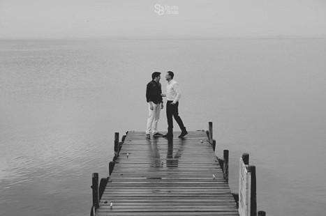 Oscar y Peter, fotos antes de la boda | Fotógrafos de Boda - Wedding photograpy - inspiration and tips | Scoop.it