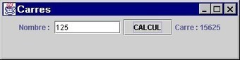 Exercice Java Swing: Champs de texte   Exercices Informatique   Scoop.it