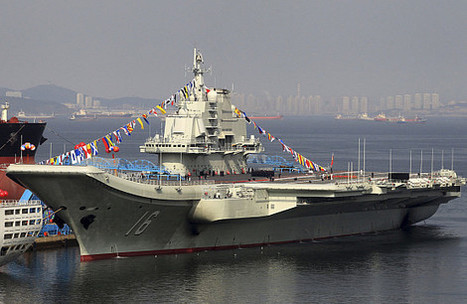 How Much of an Advantage Is China's Aircraft Carrier? | Géopolitique de l'Asie | Scoop.it