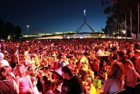 Australian population to top 23 million tonight - ABC News (Australian Broadcasting Corporation)   Australia's Physical Environment and Natural Hazards   Scoop.it