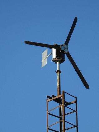 Cómo fabricar un generador eólico | Bio construcción y eco-energías | Scoop.it