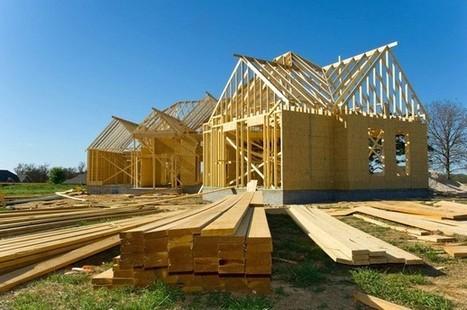 Etude : la construction bois gagne de belles parts de marché   habitat bois   Scoop.it