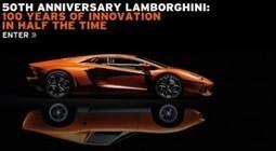 50 jaar Lamborghini | UIT DE KRANTEN BY PATRICIA FAVETTA | Scoop.it