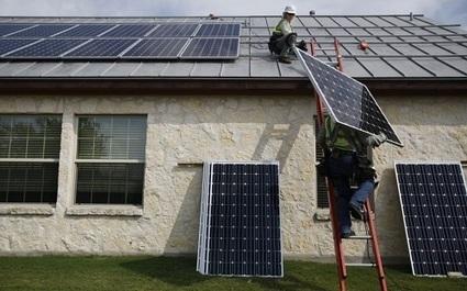 Rent-a-roof, o cómo tener paneles solares gratis   Energia   Scoop.it
