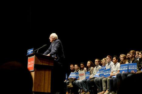 The Pragmatic Impacts of Bernie Sanders' Big Dreams | Global politics | Scoop.it