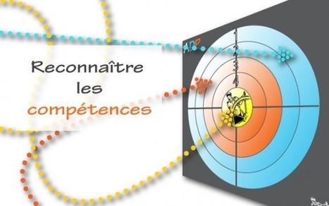Reconnaitre les compétences ‹ Blog accompagner-demarche-portfolio.fr | Numérique & pédagogie | Scoop.it