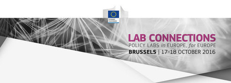 "EU Policy Lab | LAB CONNECTIONS policy labs in Europe, for Europe | ""Innover en formation"" 
