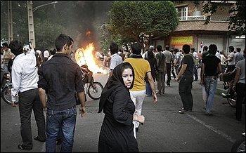 Iran Elections: A Twitter Revolution? - washingtonpost.com | Twit4D | Scoop.it