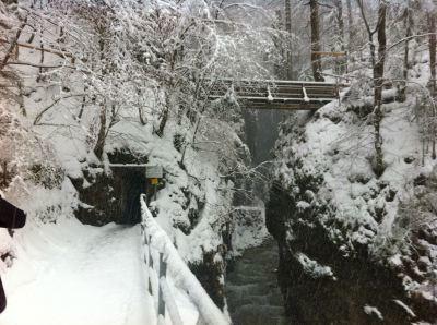 Partnachklamm:  The Winter Jewel of Garmisch-Partenkirchen | Travel in Germany | Scoop.it