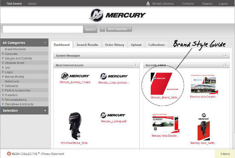 How Widen digital asset management helped Mercury Marine rebrand and achieve global brand consistency | Digital Asset Management and Marketing Technology | Scoop.it
