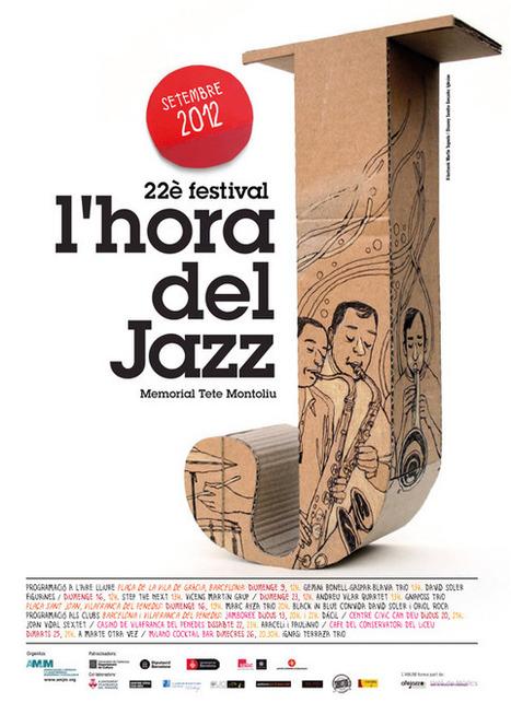 22º festival L'Hora del Jazz Memorial Tete Montoliu | Actualitat Jazz | Scoop.it