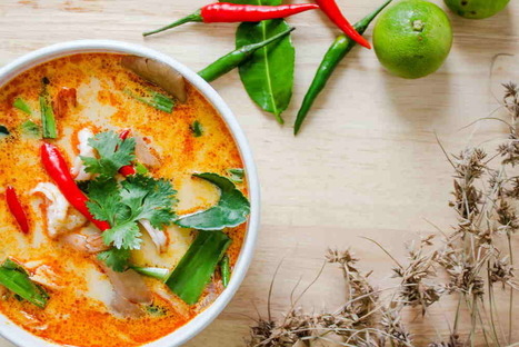 Tom Yum Soup: The Miracle that Keeps on Giving - Welcome to Newcastle Diggers Club and Steven's Asian Kitchen | Newcastle Diggers | Scoop.it