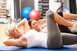 Painless routine: Learning to exercise with back pain | Presence of Pain | Scoop.it