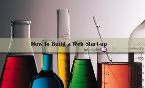 How to Build a Web Start-up | Draft! | Scoop.it