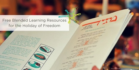 Free Blended Learning Resources for the Holiday of Freedom | DigitalJLearning Network | Jewish Education Around the World | Scoop.it