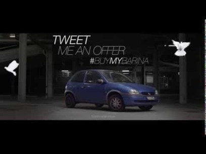 Buy My Barina - YouTube -overblown homemade ad for used car by adman | Psychology of Consumer Behaviour | Scoop.it
