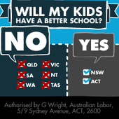 Will my kids have a better school? | Imaginary Icons  #auspol | Scoop.it
