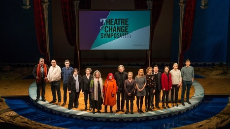 Abbey's Theatre of Change opens with the body politic | The Irish Literary Times | Scoop.it