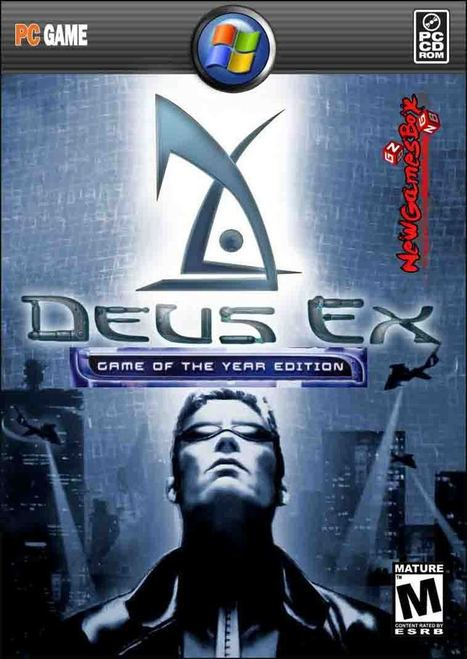Deus Ex: Game of the Year Edition PC Game Free Download Full Version | Full Version PC Games Free Download | Scoop.it