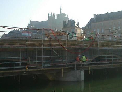 Twitter / Mission_METTIS: Chantier du Moyen-Pont : le ... | Metz Métropole Daily | Scoop.it