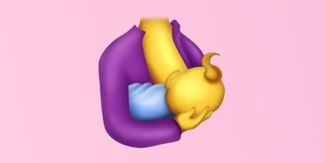 A Breastfeeding Emoji May Be Coming To A Text Near You | Social Media Marketing | Scoop.it