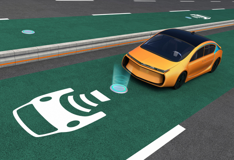 Calling All Auto Service Advisors, Wireless Charging Technology for Electric Vehicles Is Here! | Auto Industry News | Scoop.it