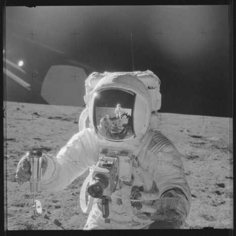 La NASA dévoile plus de 8.000 photos des missions sur la Lune | Instantanés | Scoop.it
