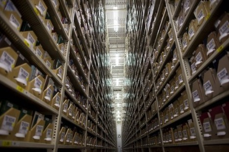 """Cold Storage"" documentary looks inside the libraries' Harvard Depository 